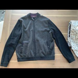 Men's Size 6 Full Zip Ted Baker Sweater